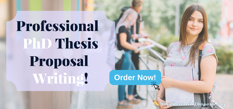 professional phd thesis proposal writers